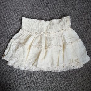 Rachael & Chloe Lace Miniskirt